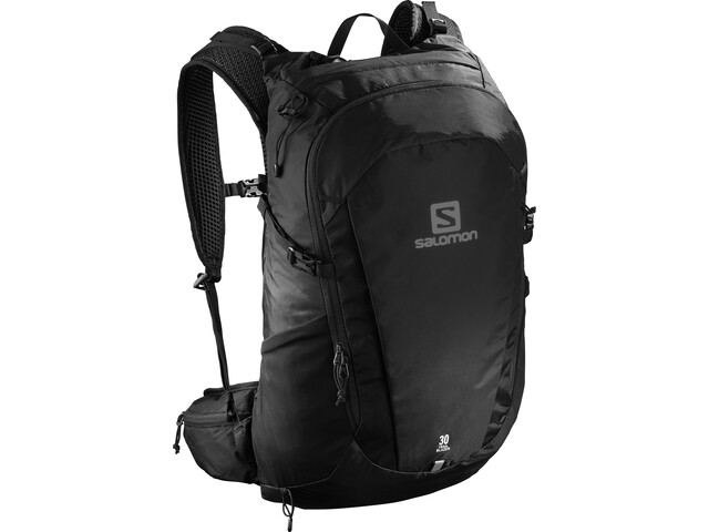 Salomon Trailblazer 30 Mochila, black/black